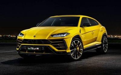 2018 Lamborghini Urus Now on Order